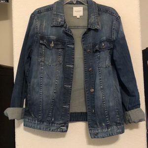 Thread & Supply Jean Jacket.